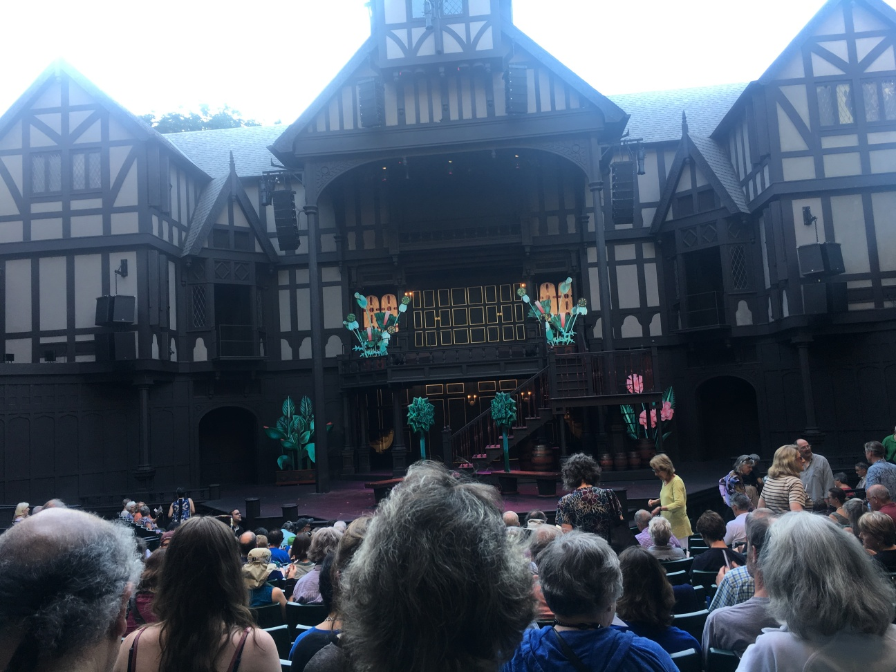 The Outdoor Theater