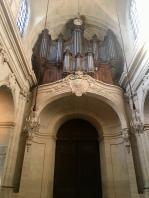 This organ has 3131 pipes!
