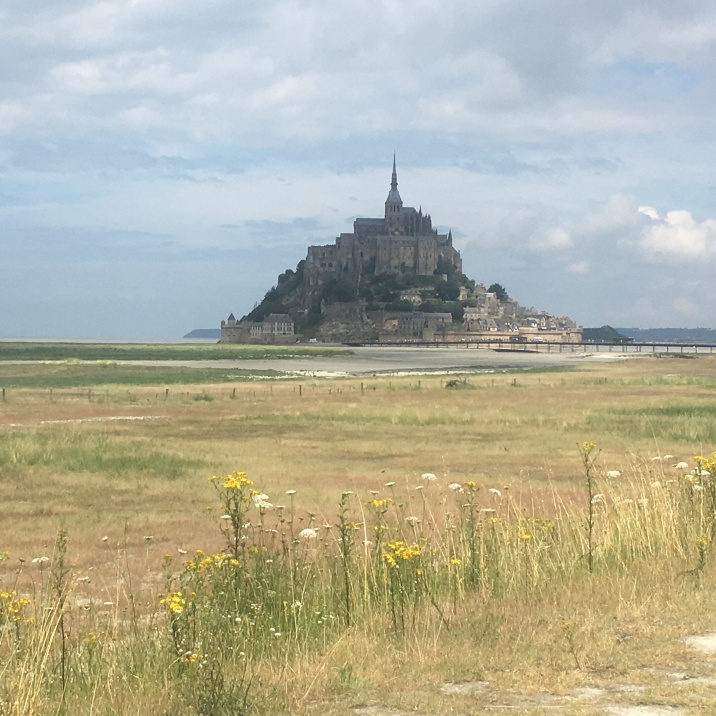 St-Malo & Mont St-Michel